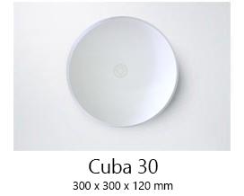 cubas em corian® avitá 30
