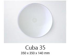 cubas em corian® avitá 35