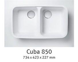 cubas em corian® avitá 850