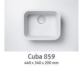 cubas em corian® avitá 859