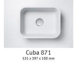 cubas em corian® avitá 871
